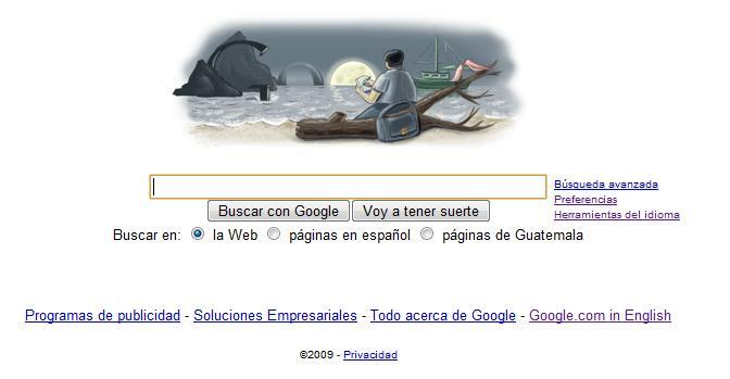 Pablo Neruda Google